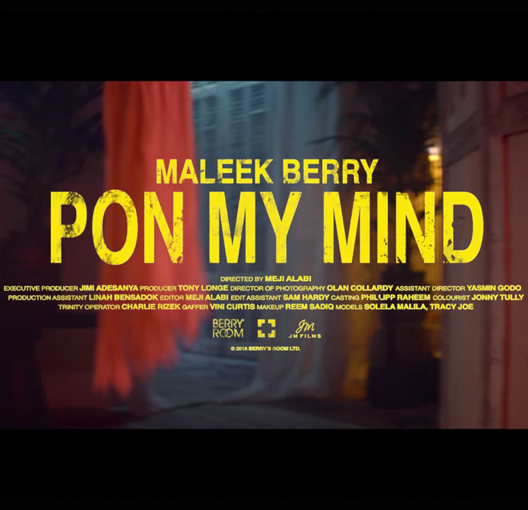 Pon My Mind